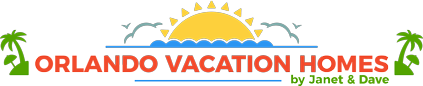 Orlando Vacation Homes Mobile Logo